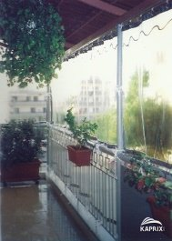 Transparent outdoor curtains provider in Lebanon